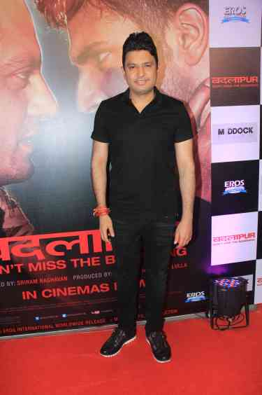 Bhushan Kumar at the success bash of Badlapur at sofitel bandra (33)