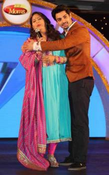 Geeta Kapoor and Karan Wahi