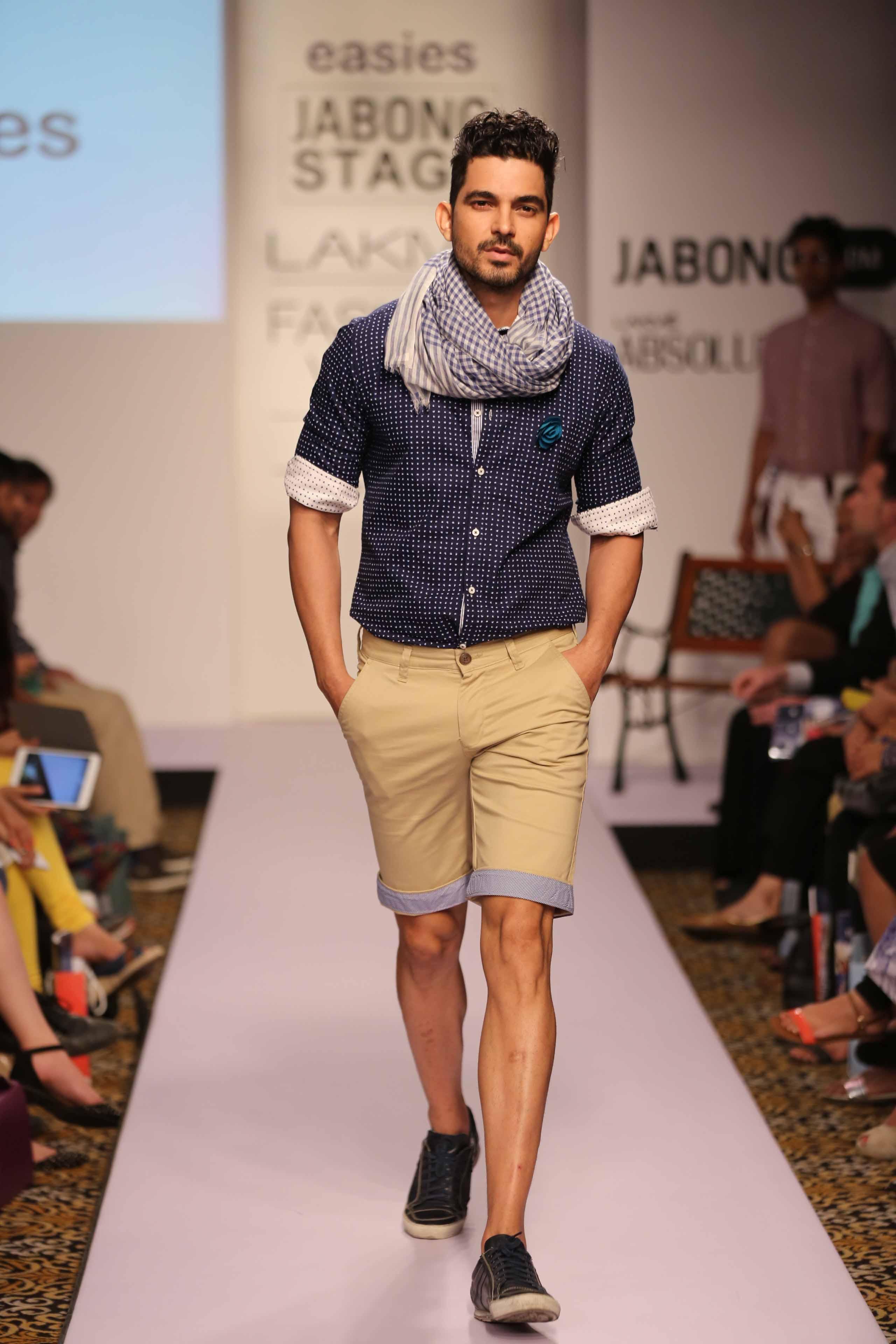 Easies at Lakme Fashion Week Summer Resort 2015 (3)