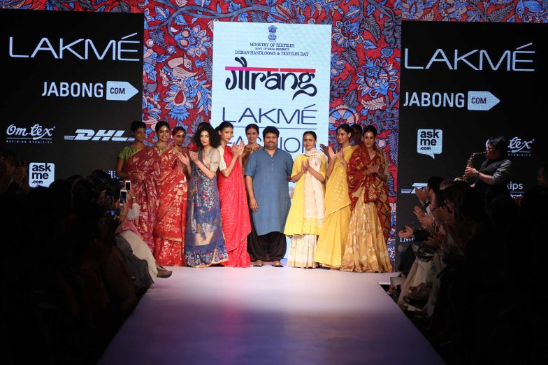 Gaurang Shah at Lakme Fashion Week Summer Resort 2015 (10)