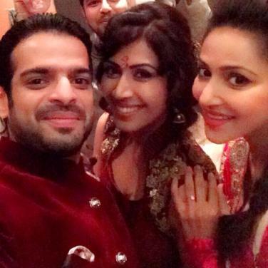 Karan Patel, Ankita Bhargava and Rishina Kandhari