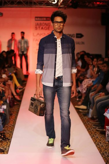 Killer at Lakme Fashion Week Summer Resort 2015 (1)