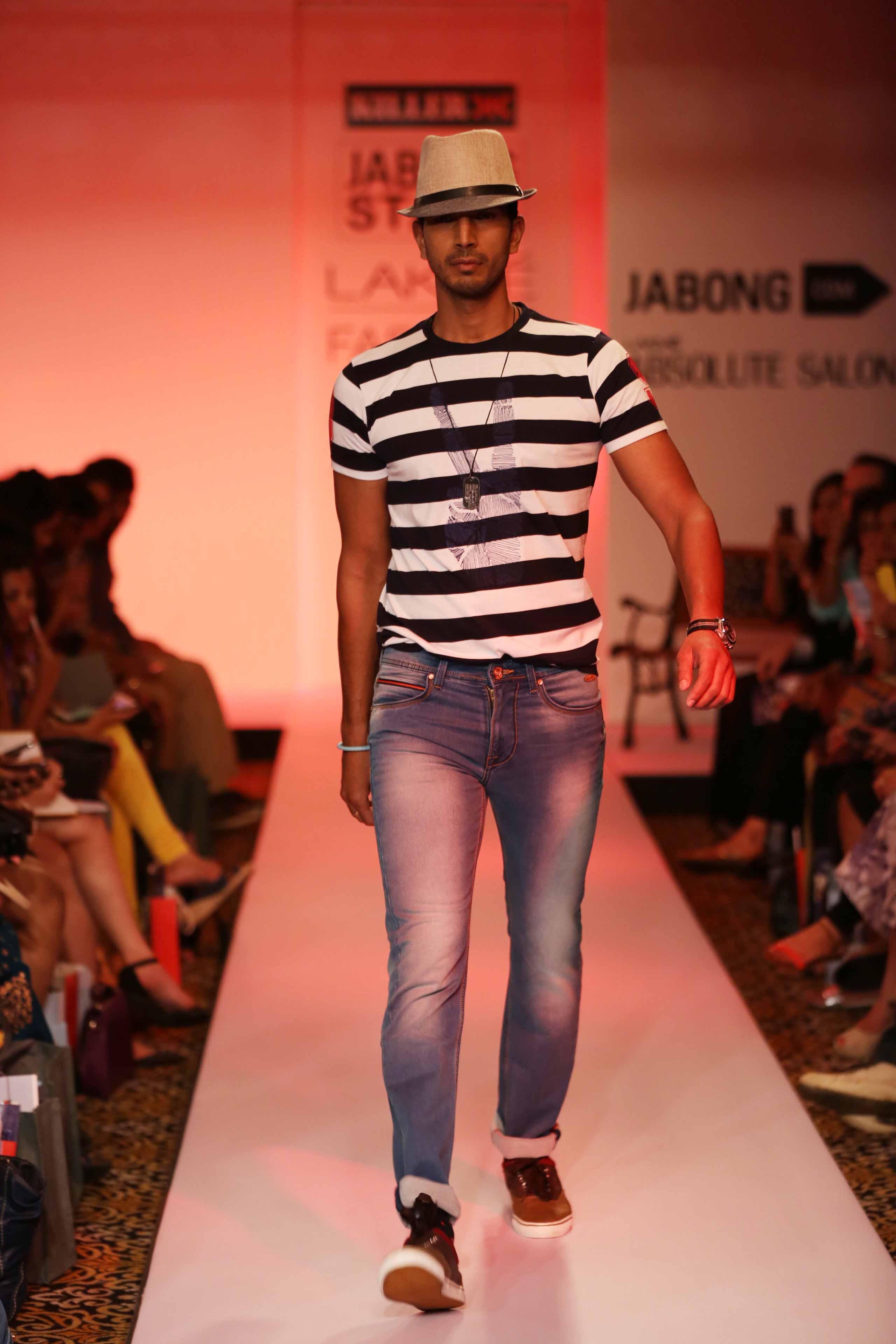 Killer at Lakme Fashion Week Summer Resort 2015 (5)
