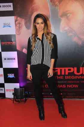 Lauren at the success bash of Badlapur at sofitel bandra (26)