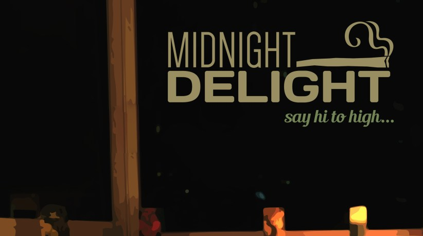 Midnight Delight Movie Poster