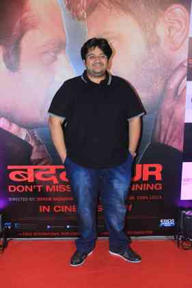 Milap Zaveri at the success bash of Badlapur at sofitel bandra (8)