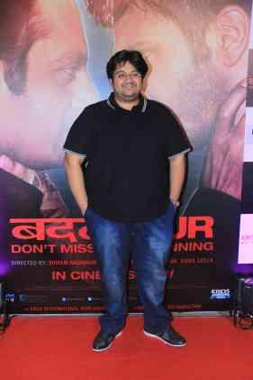 Milap Zaveri at the success bash of Badlapur at sofitel bandra (8)