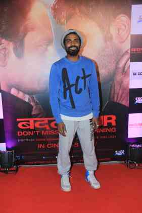 Remo Dsouza at the success bash of Badlapur at sofitel bandra (20)