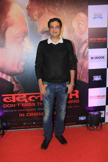 Rumy Jaffery at the success bash of Badlapur at sofitel bandra (10)