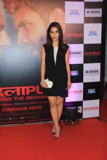 Sophie Choudhary at the success bash of Badlapur at sofitel bandra (21)