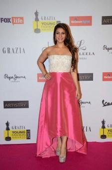 02-Tanishaa Mukerji at Grazia Awards