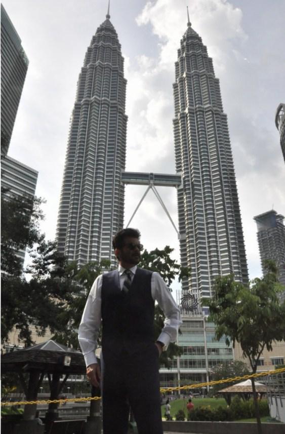 Anil Kapoor in Kuala Lumpur during the IIFA announcement PC