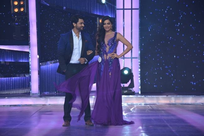 Ashish Sharma and Tanya Hope