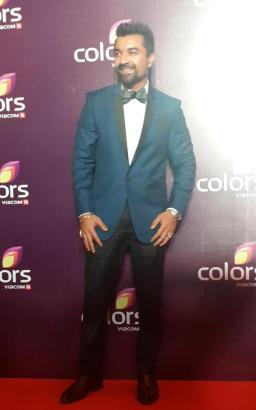 #ColorsTV Ajaz Khan