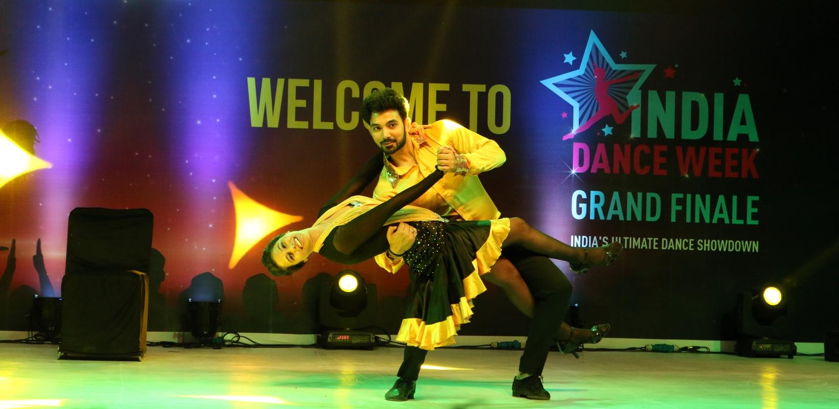 Dance Performance at India Dance Week, 2nd Edition, Phoenix Marketcity Kurla