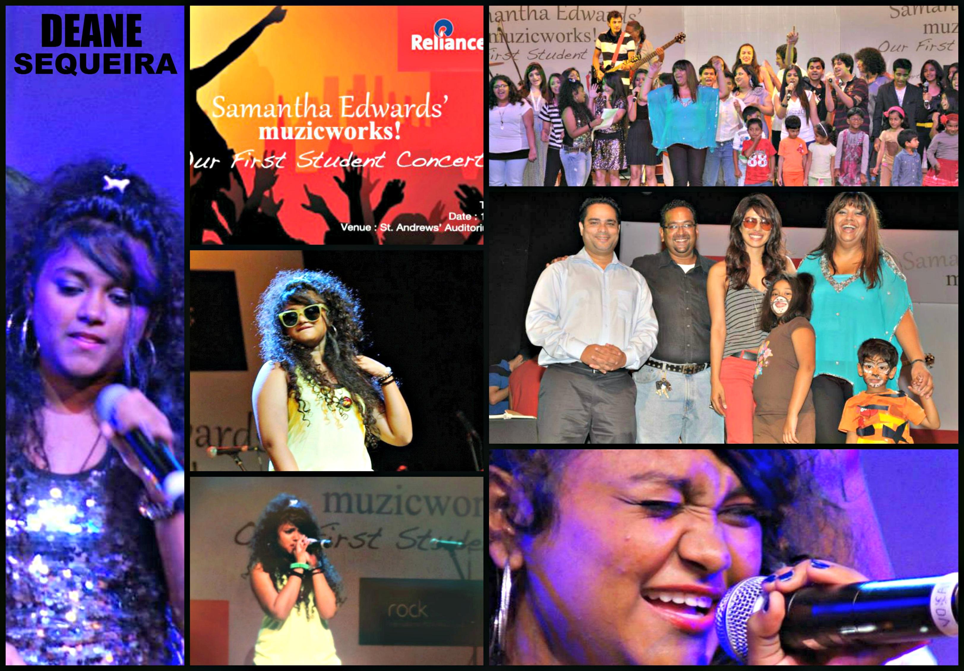 Deane Concert Collage 4