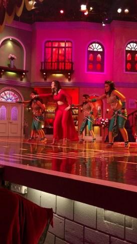 Ek Paheli Leela on the sets of CNWK (1)