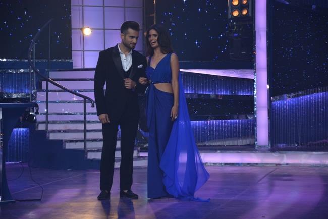 Karan Tacker and Vartika Singh