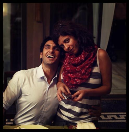Ranveer Singh and Zoya Akhtar