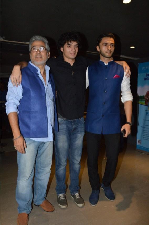 Rimoh Chakaborthy, Mohit and Ravi Khemu