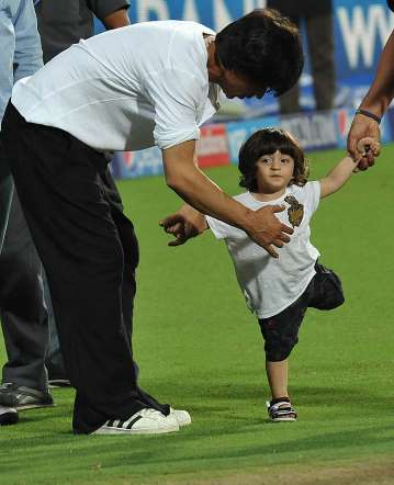 abram khan and shah rukh 1
