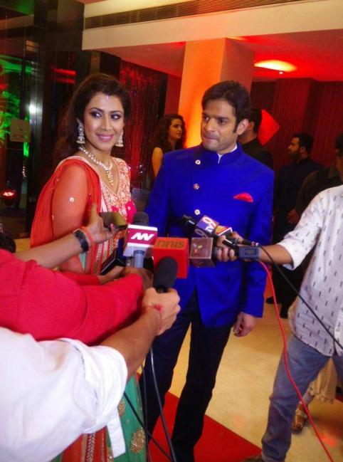 Karan and Ankita