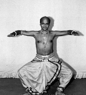 Chauka by Guru Kelucharan Mohapatra