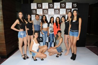 LFW WF 2015_Model Auditions_15 July (6) - Winners with the judges