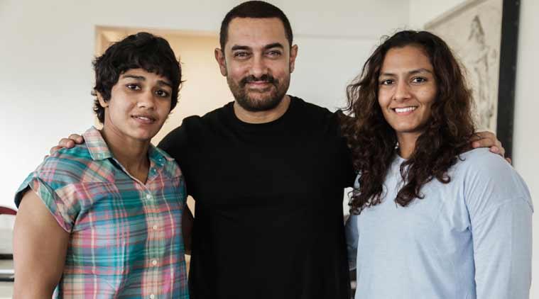 AamirMahavirdaugters