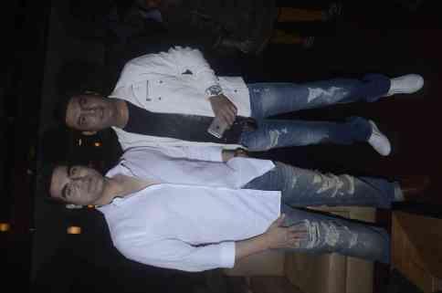 Arbaaz Khan and Kapil Sharma