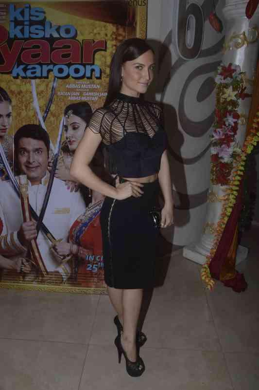 Grand Trailer Launch of Kapil Sharma's Kis Kisko Pyaar Karoon!
