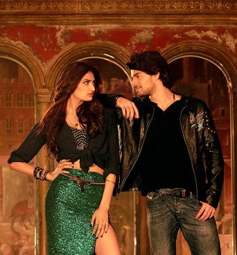 hero, athiya shetty and sooraj pancholi