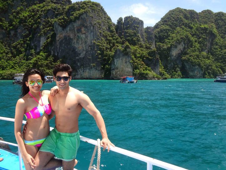 speed boat to phiphi