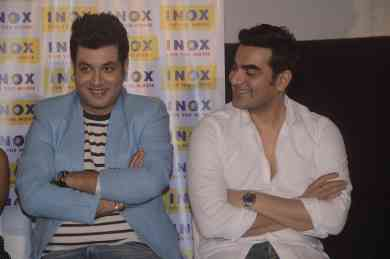 Varun Sharma and Arbaaz Khan