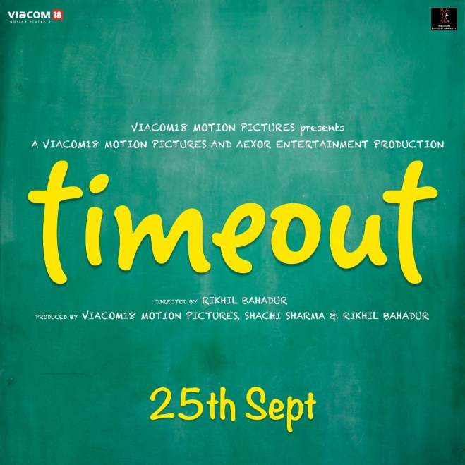 Viacom 18 -Time Out
