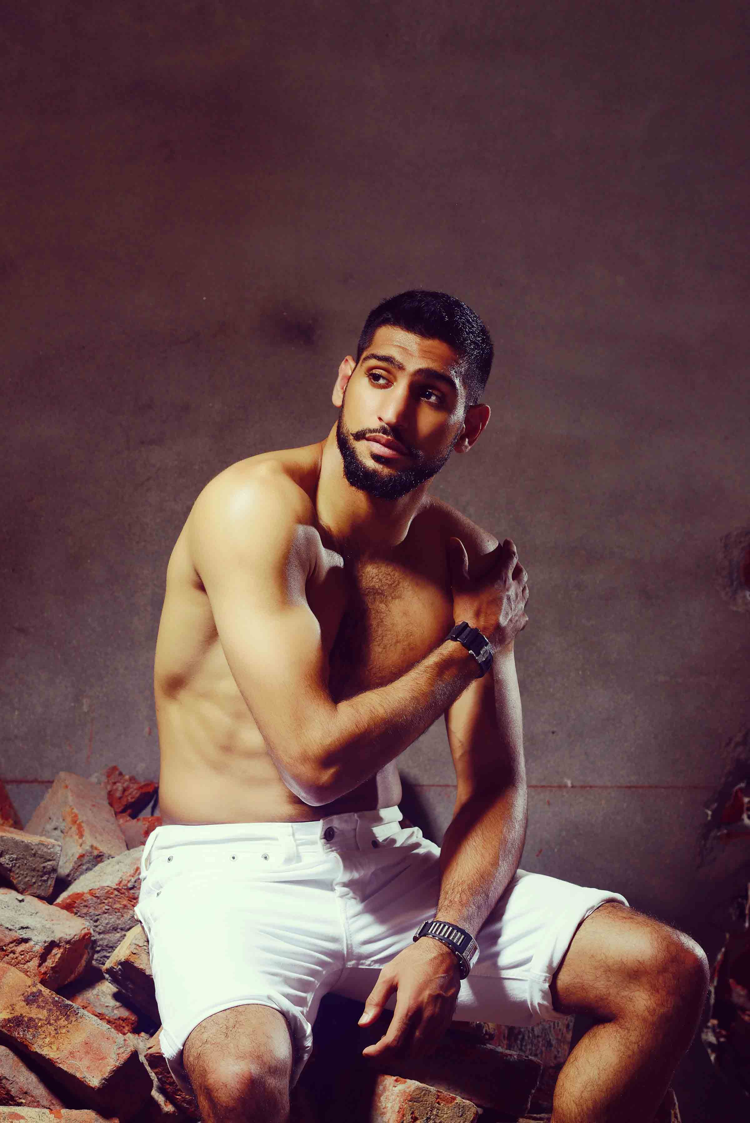 Boxing Champion Amir Khan for Pepe Jeans Pakistan (11)