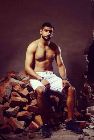 Boxing Champion Amir Khan for Pepe Jeans Pakistan (5)