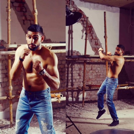 Boxing Champion Amir Khan for Pepe Jeans Pakistan (7)