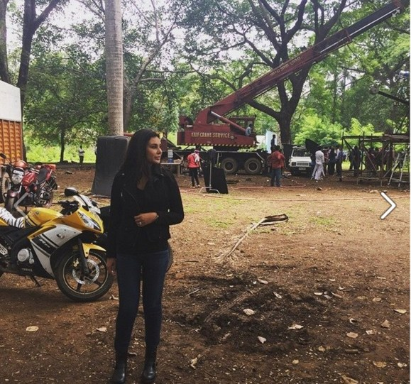 Lisa Ray- Borivali National Park