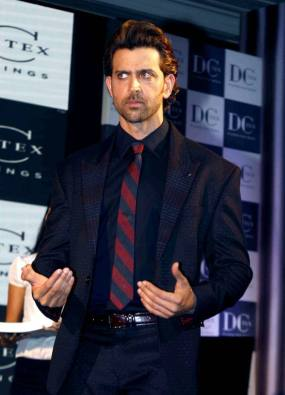 Hrithik Roshan launches Dctex new furnish collectionHrithik Roshan launches Dctex new furnish collection