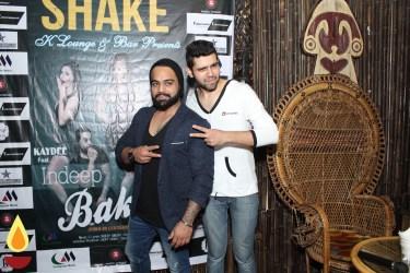 Indeep Bakshi and Sahil Kapoor(Producer)