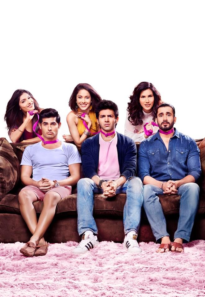 Ishita-Omkar Kapoor-Nushrat Bharucha-Kartik Tiwari-Sonalli-Sunny