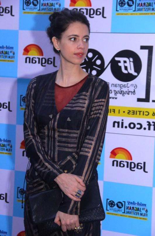 Kalki Koechlin on Day 3 of Jagran Film Festival _1