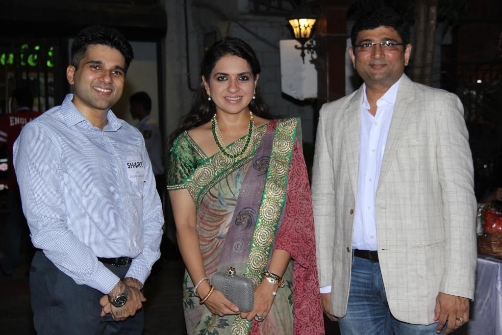Mr.Anil Sadrangani , Festival Director of Manhattan Short_Ms.Shaina NC_Sameer Mody,CEO and Founder of Pocket Films at the 6th Edition of Manhattan Short 2015 in India