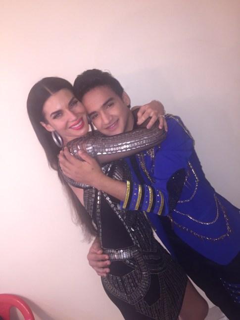 Scarlett and Faisal (2)