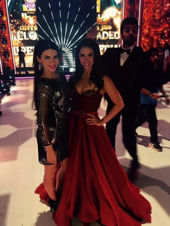 Scarlett and Lauren