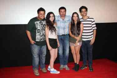 Rishabh Arora, Daina Khan, Sunny Deol, Aanchal Munjal and Shivam Patil (2)