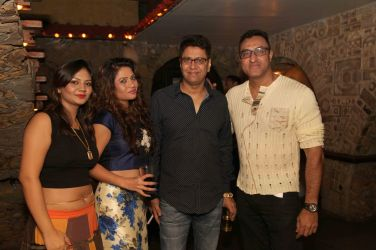 Anand Saxena Birthday Bash
