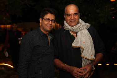 Anand Saxena Birthday Bash1