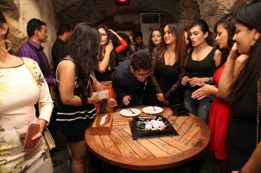 Anand Saxena Birthday Bash19
